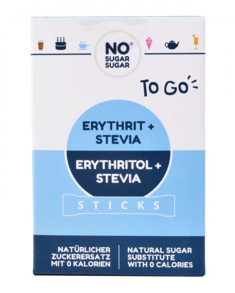 Erythrit+Stevia Sticks