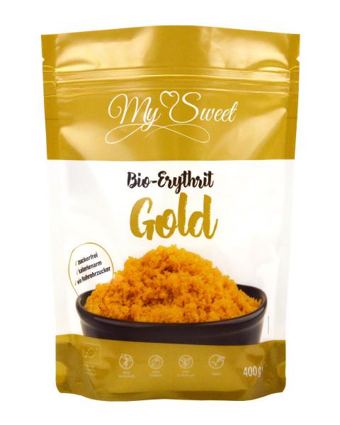 My Sweet Bio-Erythrit Gold, 400g