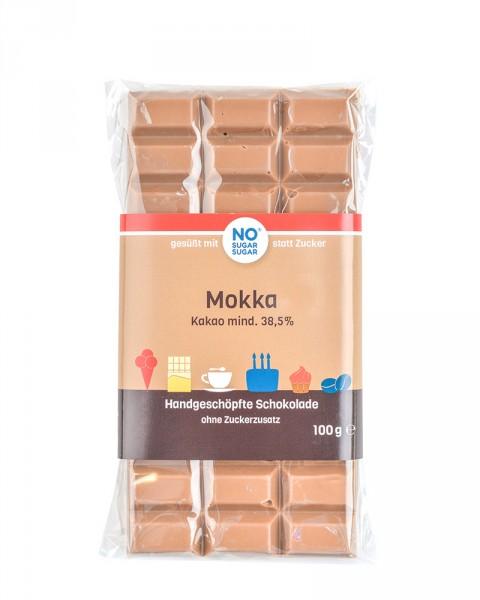 Mokka Schokolade