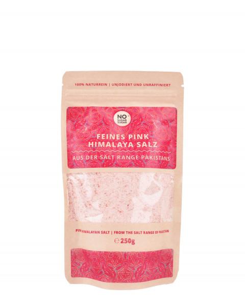 Pink Himalaya Salz, feine Körnung, 250g