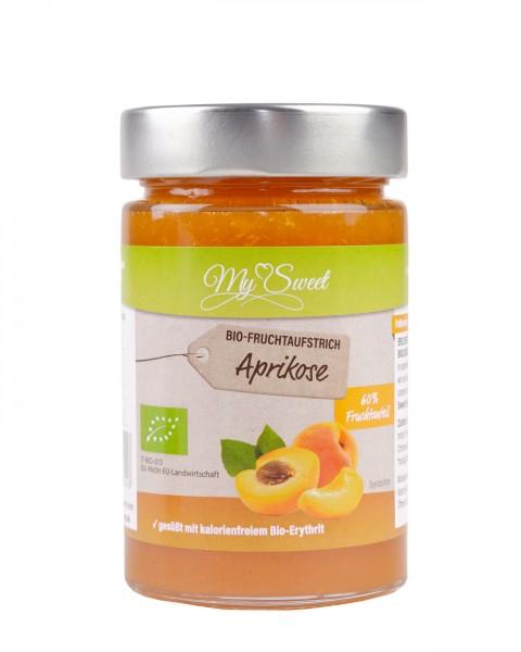 My Sweet Bio-Fruchtaufstrich Aprikose, 225g