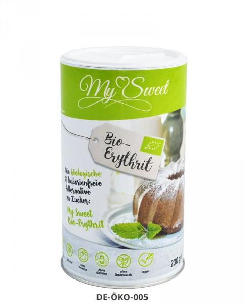 My Sweet Bio-Erythrit, 230g