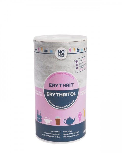 Erythrit, 400g