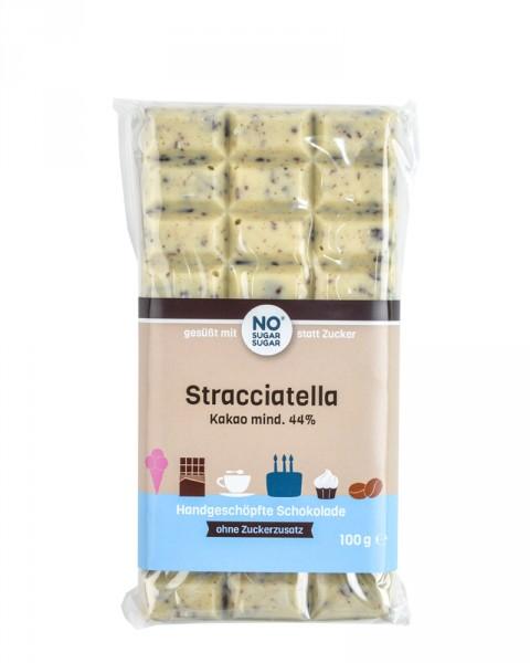 Stracciatella Schokolade, 100g