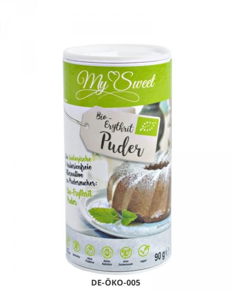 My Sweet Bio-Erythrit Puder, 90g