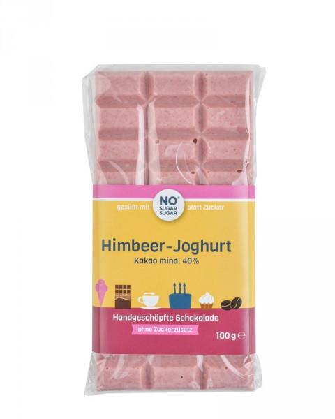 Himbeer-Joghurt Schokolade, 100g