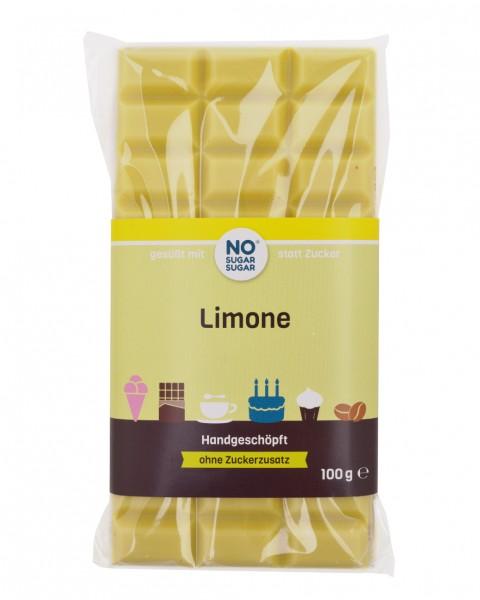 Limone Schokolade, 100g