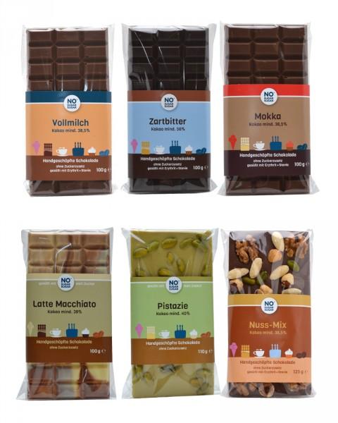 Schokoladenset: Die Klassiker
