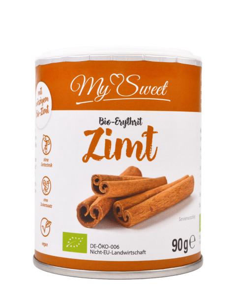 My Sweet Bio-Erythrit Zimt, 90g