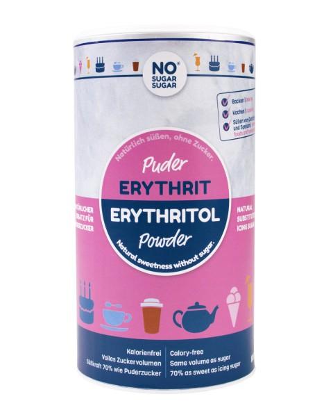Erythrit Puder, 800g