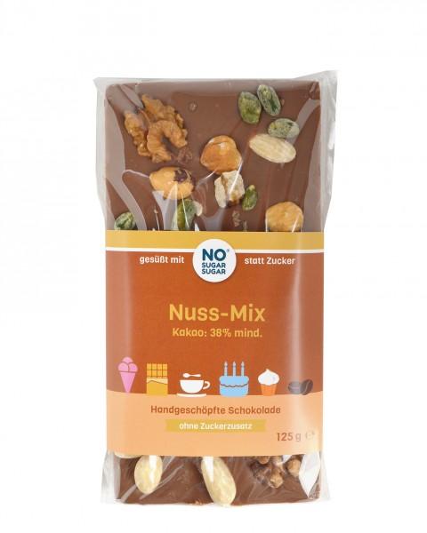 Nuss-Mix Schokolade