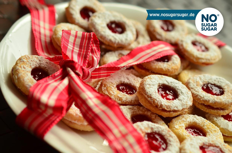 Doppeldecker-Kekse