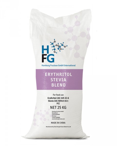 Erythrit+Stevia, 25 kg